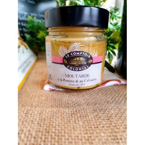 Moutarde Pomme & Calvados