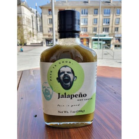 Sauce piquant Jalapeno