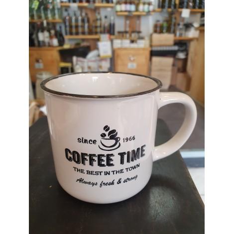 "Tasse ""Coffee time"""