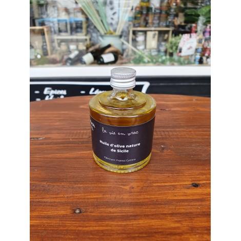 Huile d'olive nature Sicile Donna Vona 5cl
