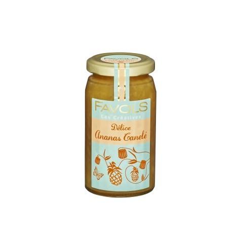 Ananas Canelé