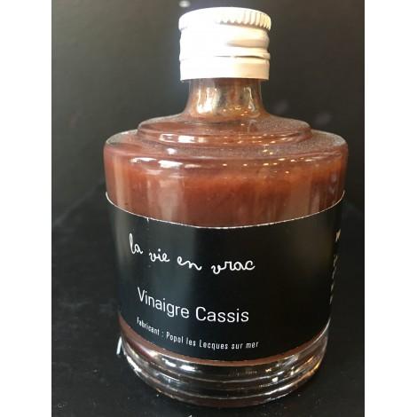 Vinaigre 5cl pulpe de Cassis
