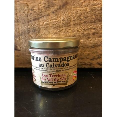 Terrine Campagnarde au Calvados
