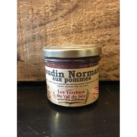 Boudin Normand aux pommes