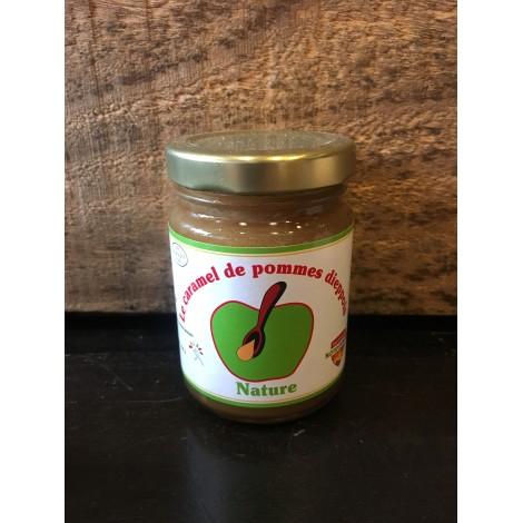 Caramel de pommes Dieppois Nature 110gr