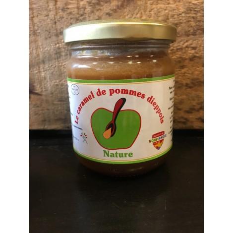 Caramel de pommes Dieppois Nature 230gr