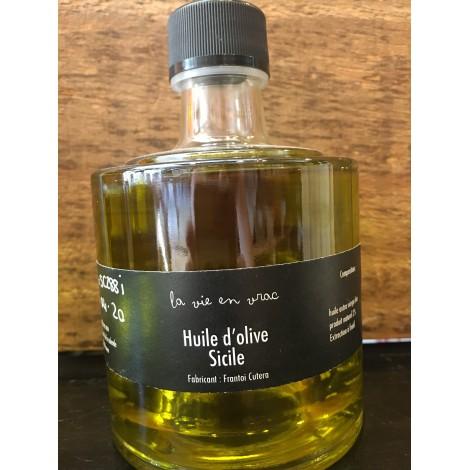 Huile d'olive nature Sicile Donna Vona 25cl