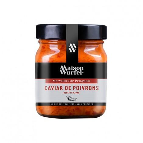 Caviar de poivron Ajvar