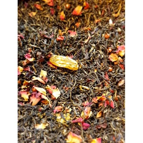 thé noir Noël princier