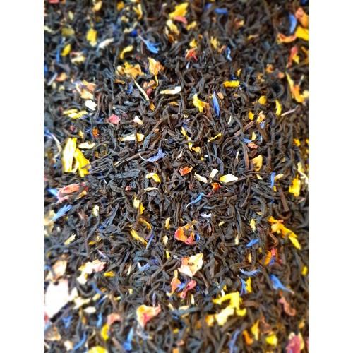 Le thé des marquises thé noir mangue bergamote