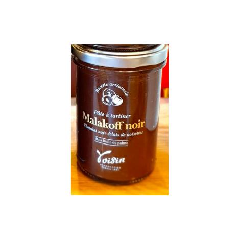 Pâte à tartiner Malakoff noir