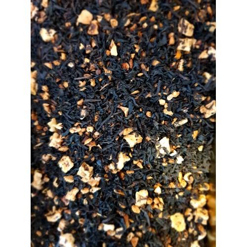 thé noir pomme calvados