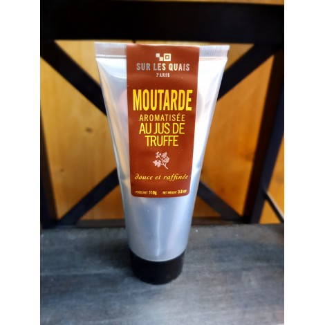 Moutarde tube au jus de truffe