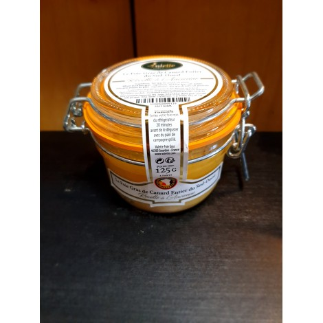 Foie gras 125gr