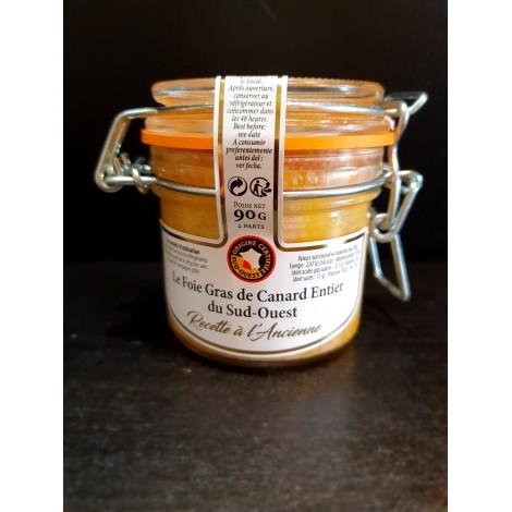 Foie gras 90gr