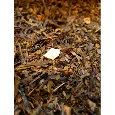 thé vert menthe abricot pamplemousse Farandole