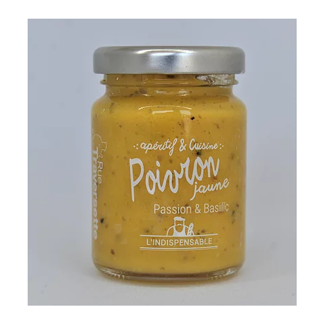 Poivron, passion & basilic