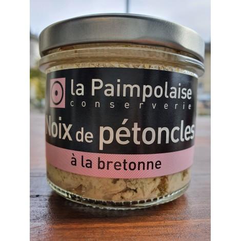 Noix de pétoncles à la bretonne