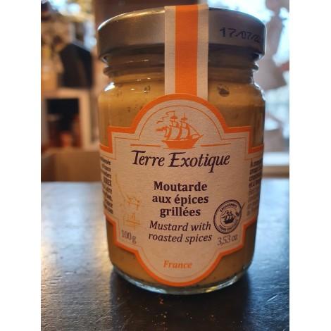 Moutarde aux épices grillées