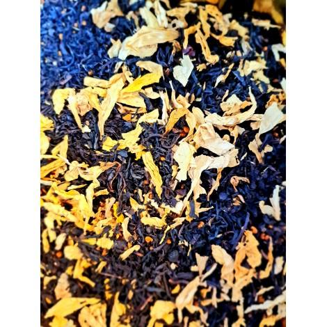 Thé noir parfumé miel Fleur de miel