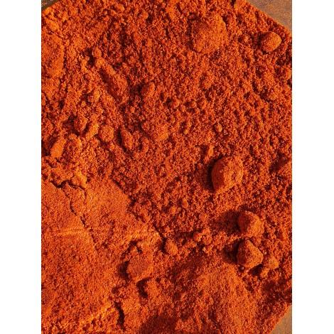 Pimenton de la Vera (paprika fumé : Espagne)